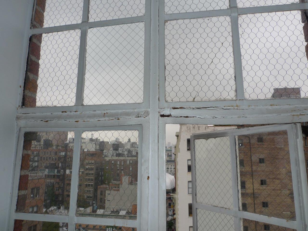 Aluminum Frame Window Glass Replacement | Louisiana Bucket Brigade