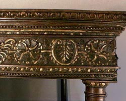 BAROQUE CARVING CONSERVATION