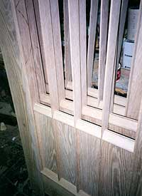 CUSTOM HISTORIC DOOR FABRICATION