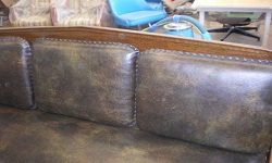 Furniture Upholstery Repair Of Leather And Fabric Finest