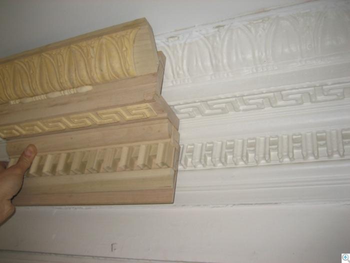 custom molding fabrication for landmark buildings matching historic