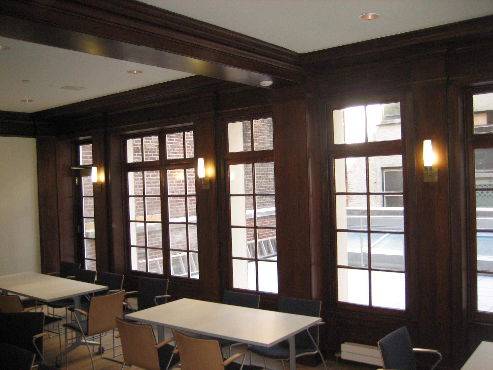 Walnut Library Study Room