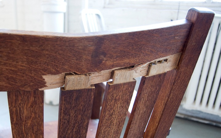 Chair Repairs And Rebuilding To Repair Damages No Chair