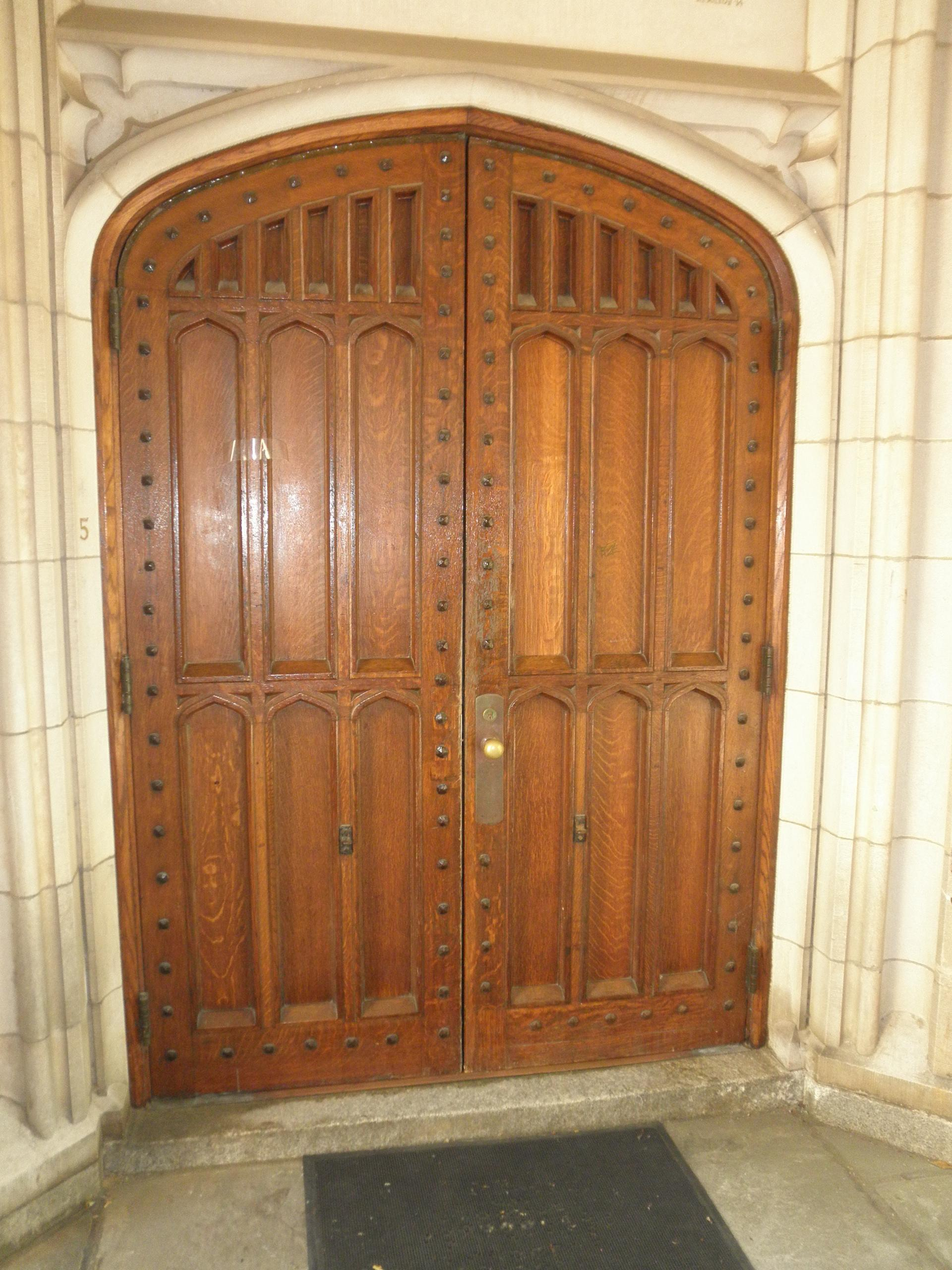 Wood Door Restoration For Homes And Landmarks In The Metro