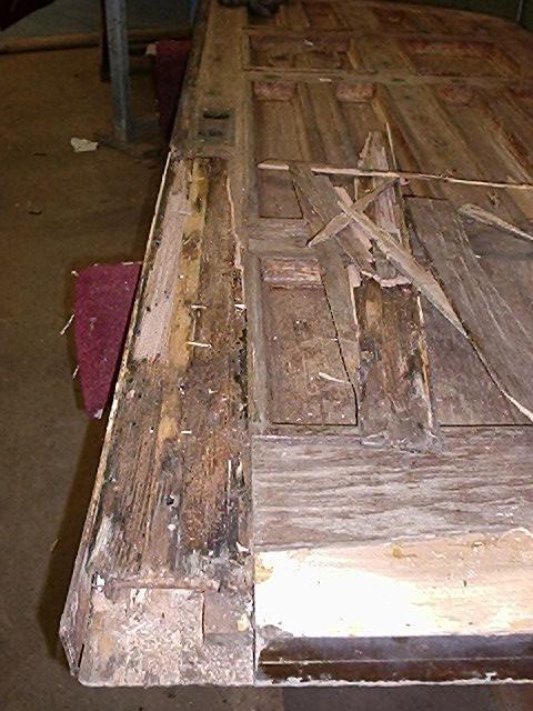 Wood Door Restoration For Homes And Landmarks In The Metro