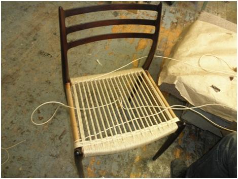 Danish Cord Chair