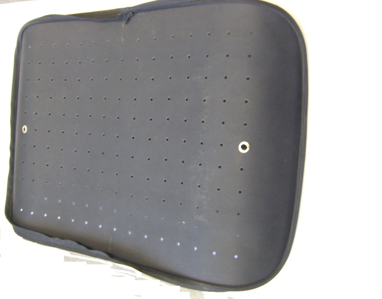Eames lounge seat ottoman back for cushion plastic for Eames coussin